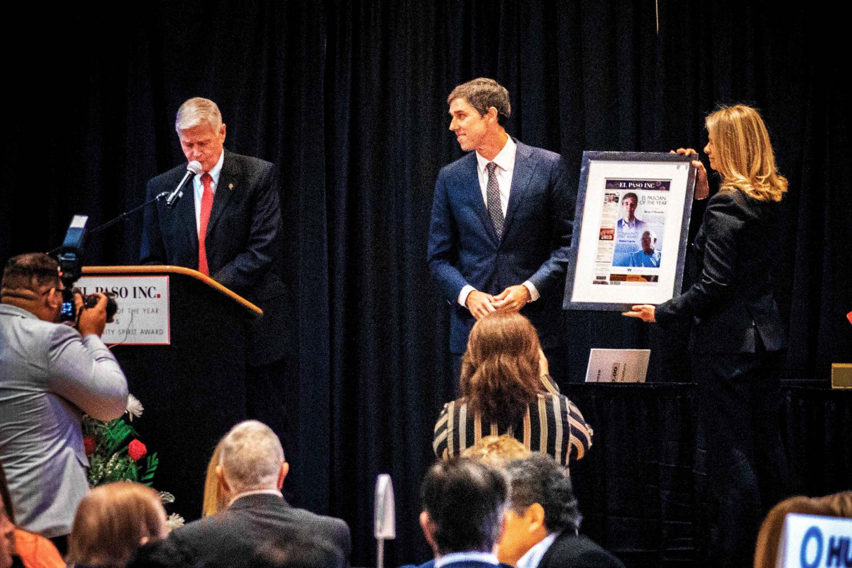 Beto+O%E2%80%99Rourke%2C+Ruben+Garcia+honored+in+annual+El+Pasoan+of+the+Year+ceremony
