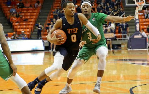 UTEP men's basketball look for first road win before group play begins