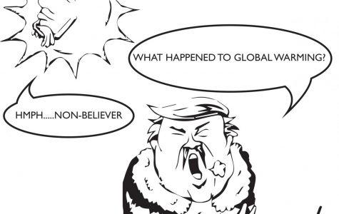 Global warming believer