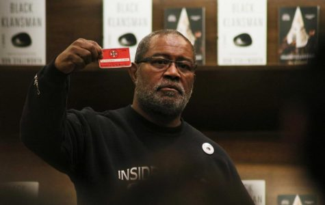 """Author of the """"Black Klansman"""" holds book signing in El Paso"""