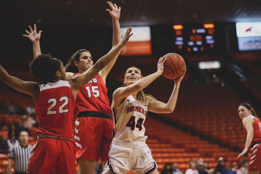 The UTEP women's basketball team losing streak continues