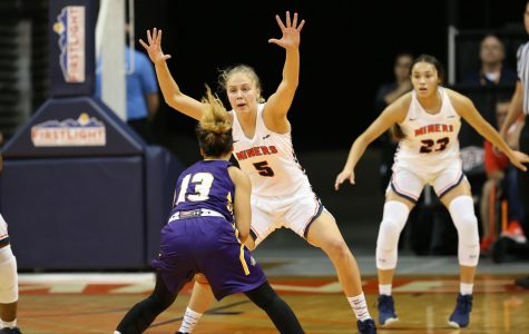 UTEP women's basketball gains momentum following two straight road wins