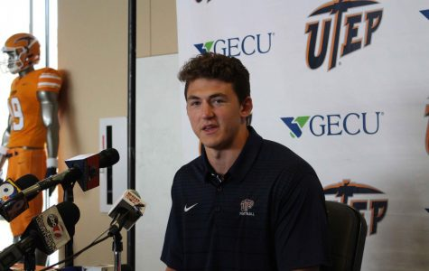 UTEP football player Luke Laufenberg dies of cancer