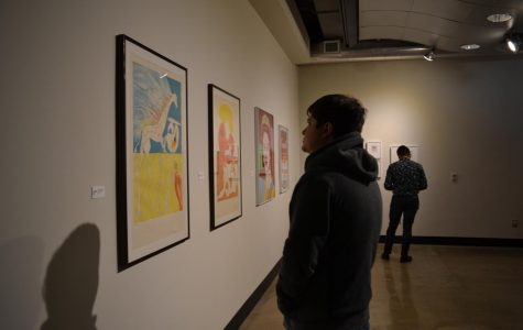 Rubin Center highlights work during 'Vault Mixer'