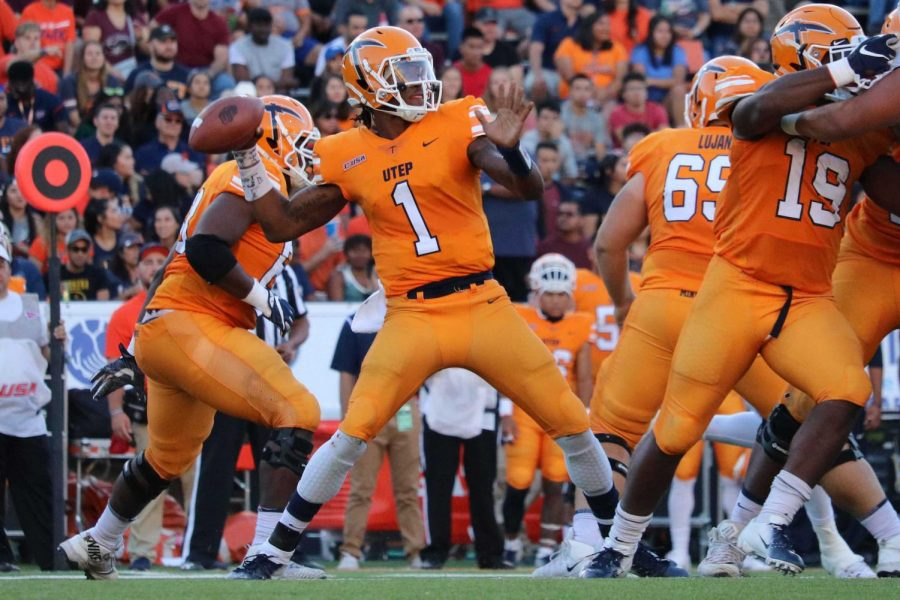 UTEP Football: A look at offense