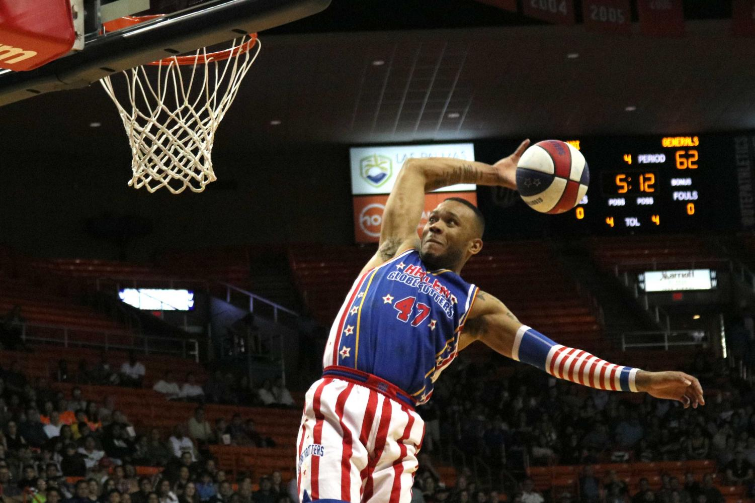 The+Harlem+Globetrotters+defeats+the+Washington+Generals+at+the+Don+Haskins+Center+in+El+Paso%2C+TX%2C+Sunday%2C+March+10%2C+2019.