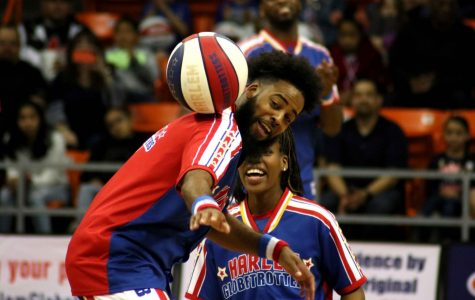 Harlem Globetrotters return to the Don Haskins Center