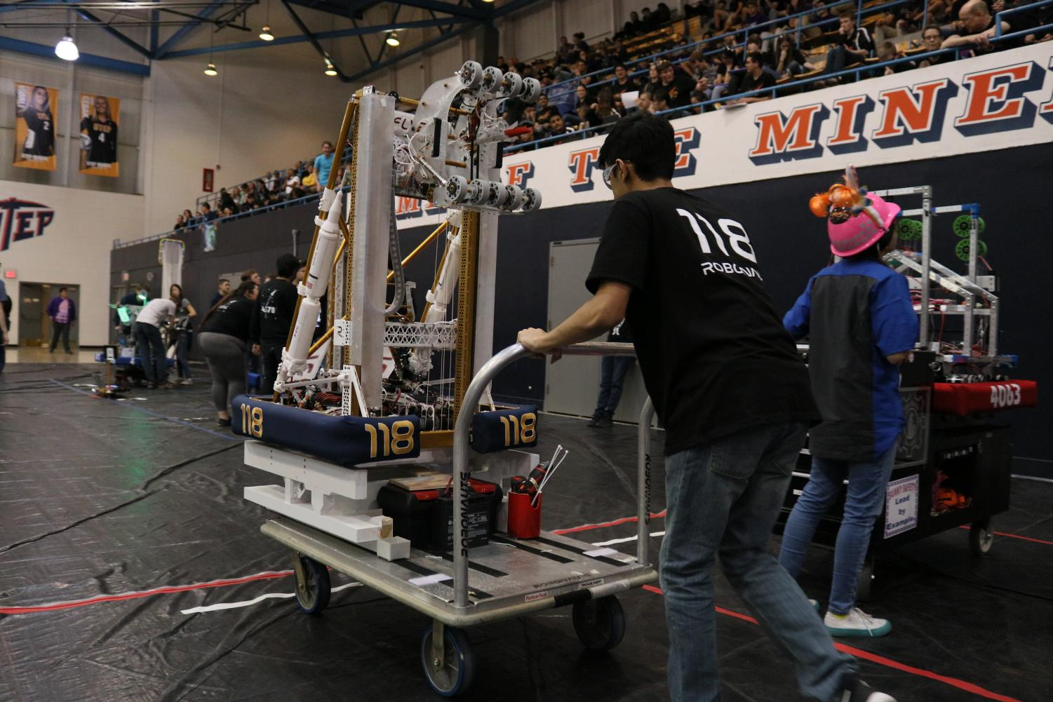 High+school+students+from+different+districts+of+the+state+participates+in+the+FIRST+robotic+competition+in+Memorial+Gym+at+the+University+of+Texas+at+El+Paso%2C+Saturday%2C+March+2%2C+2019.+