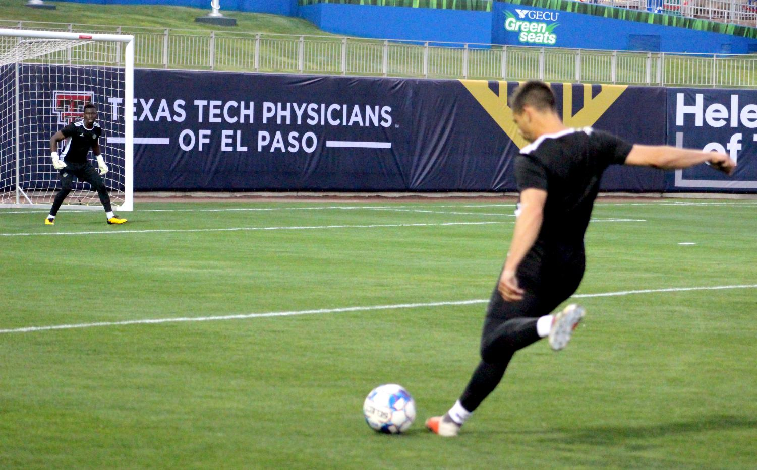 El Paso Locomotives team inaugural season inaugurates on Saturday March 7th at the Southwest University Park.