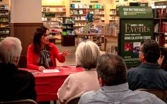Mexican author speaks about new book