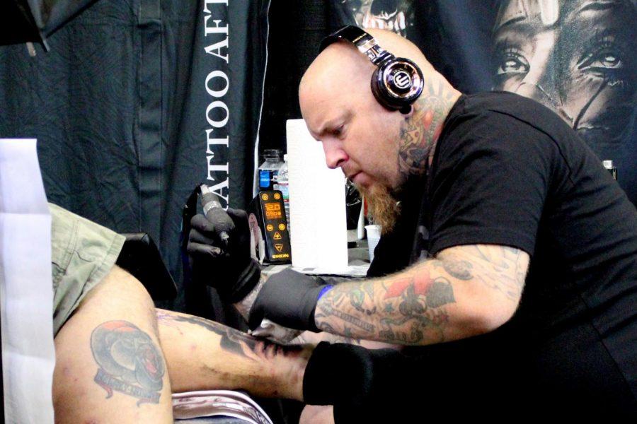 Star City Tattoo & Arts Expo showcases artists
