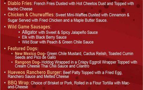 El Paso Chihuahuas unveil new menu items