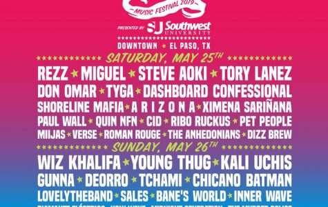 2019 Neon Desert Music Festival official lineup