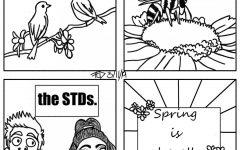 Our spring break cartoons of the week