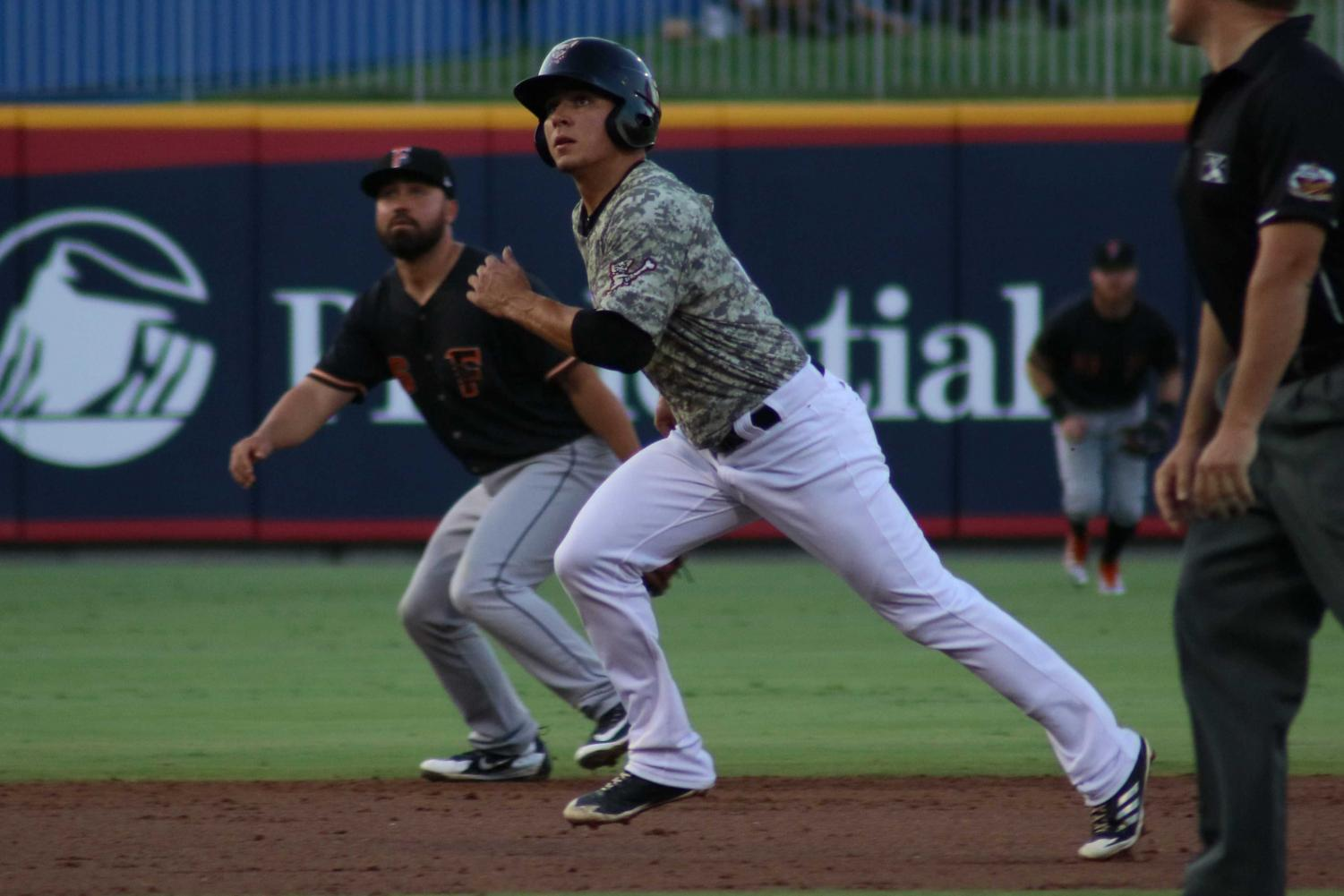 The Chihuahuas currently have the PCL's best record