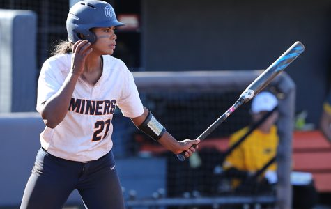 UTEP softball battles 11th ranked Arizona