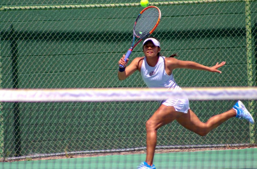 UTEP Tennis on a three game winning streak, will play rival NMSU