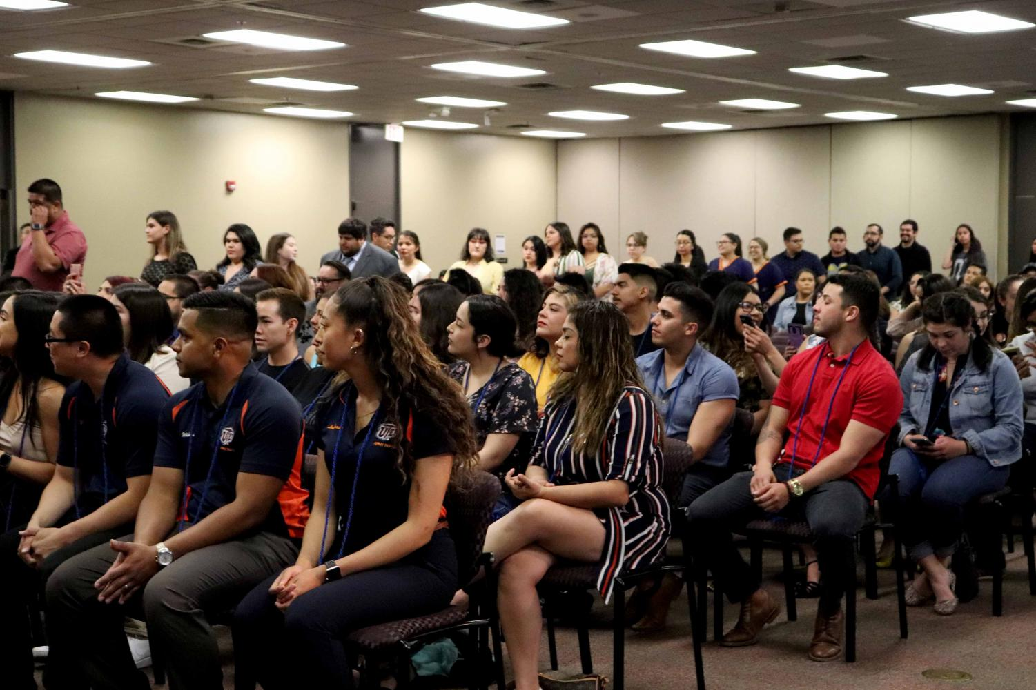 UTEP%27S+First-Generation+College+Celebration+Monday+April+22nd%2C+2019.