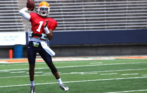 UTEP football concludes spring practices, strives to improve
