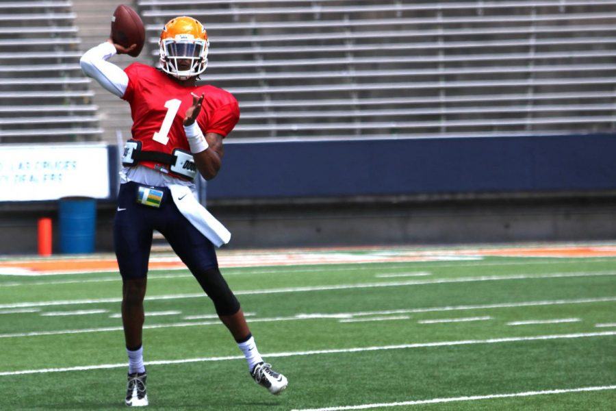 UTEP+football+concludes+spring+practices%2C+strives+to+improve
