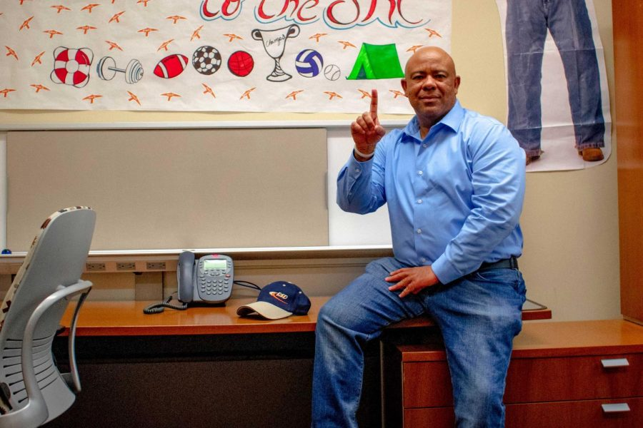 UTEP Recreational Center welcomes new director in Jerome Osborne