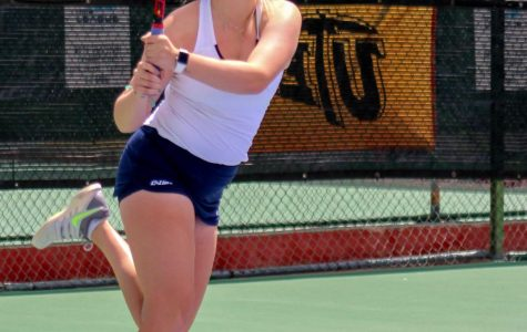 Kirsten Prelle gives hope for UTEP Tennis