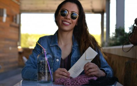 Aimee Carrillo is a local entrepreneur who is looking to change the straw game in El Paso.