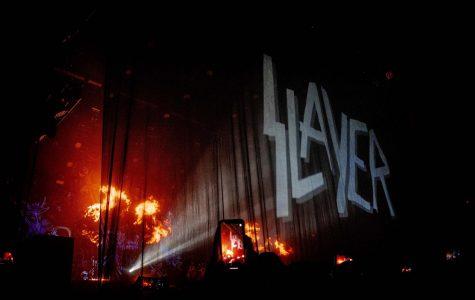 Slayer plays final show in El Paso