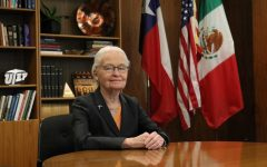 President reflects on tenure as her last semester comes to a close