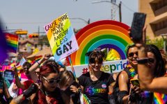 """Pride allows you to be you"" is the universal message at Pride Parade"