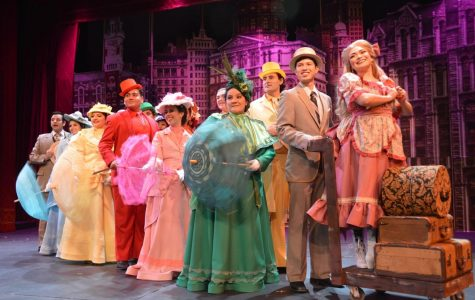 'Hello Dolly' musical set to shine at UTEP