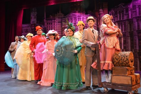 Comedic variety and notable performances make 'The Addams Family' shine