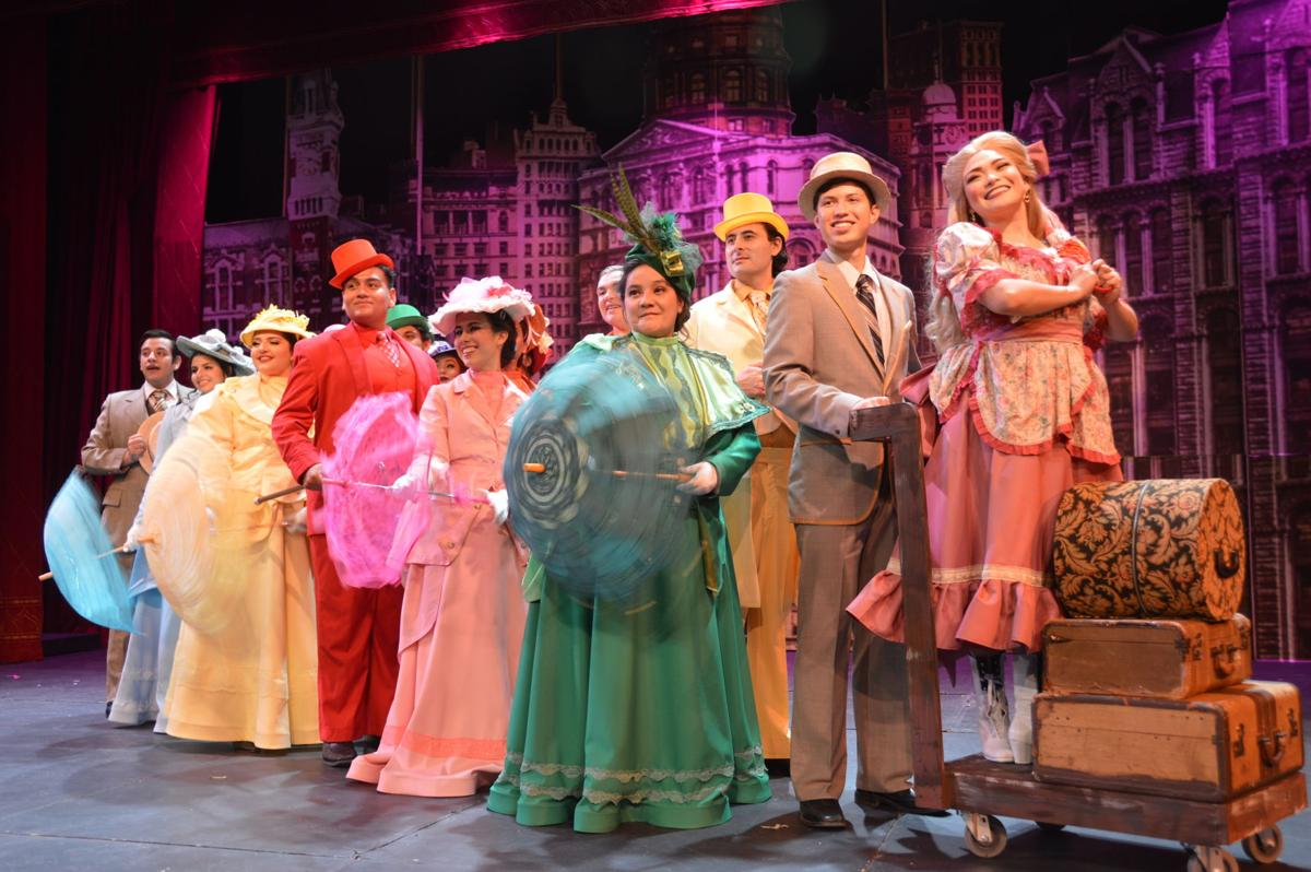 """Hello, Dolly"" will have 13 performances running through July 20 and tickets are available through the UTEP  ticket center and Ticketmaster."