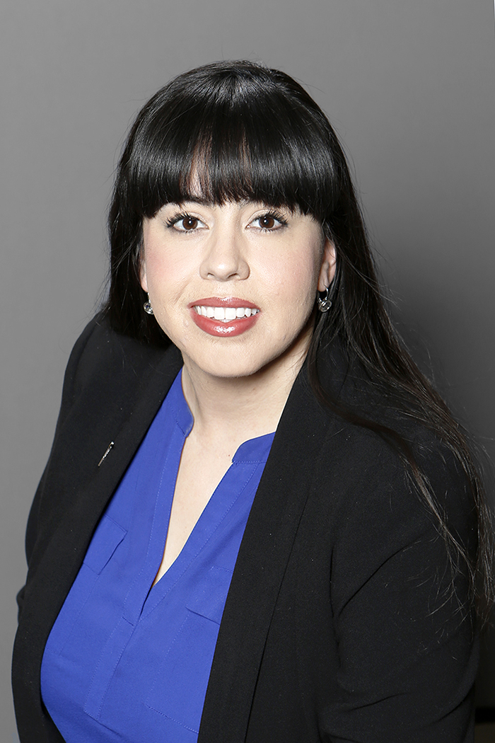 Adriana Dominguez, Ph.D., assistant professor of theatre arts and director of the undergraduate theatre programs, is the principal investigator of a $15,000 grant from the National Endowment for the Arts. Photo Courtesy: UTEP Communications