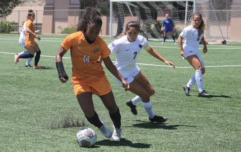 Balogun leads young UTEP soccer team into a new era