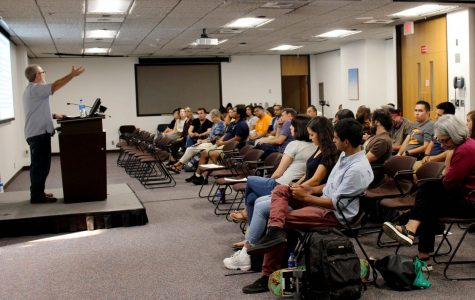 Conversation Series: UTEP community learns how to cope after tragedy