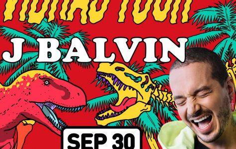 J Balvin set to perform at Don Haskins