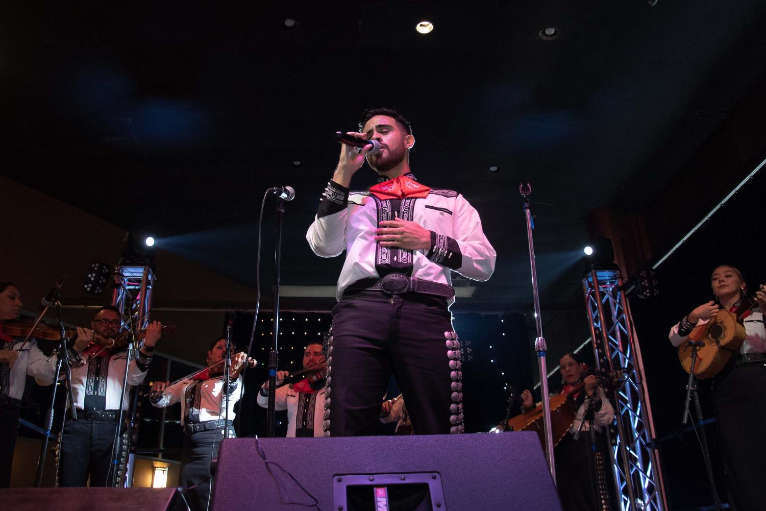 Sunland Park Racetrack & Casino hosted the Mariachi Festival at the Park Saturday Aug. 24.