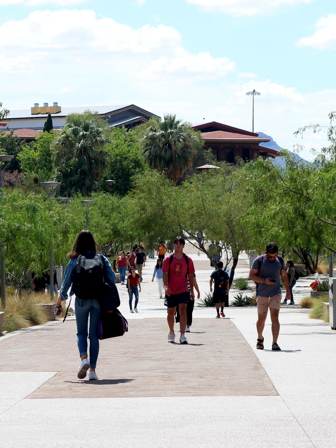 UTEP offers many mental health resources for students.