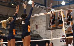 Miner's Volleyball loses two of three matches