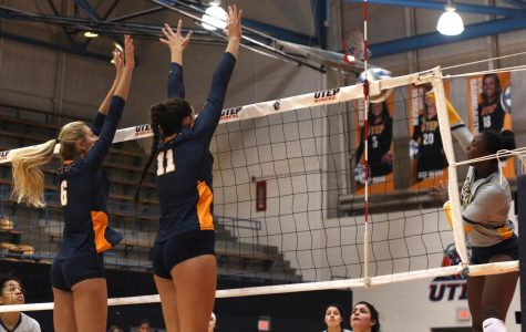 Miners' Volleyball loses two of three matches