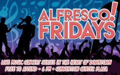 Alfresco! Fridays has final concert of the season