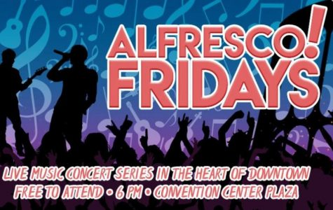 Alfresco! Fridays has final concert of the season