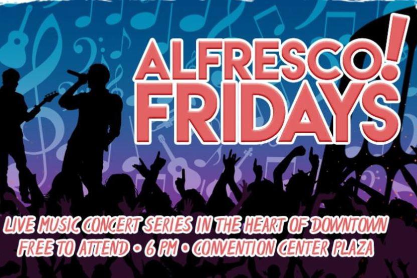 Photo courtesy of Alfresco Fridays