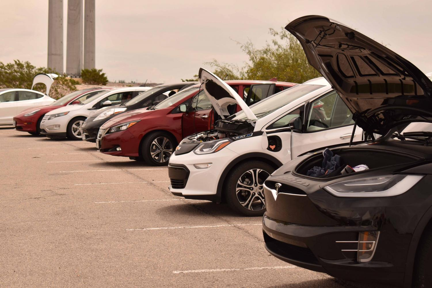 Eco El Paso hosts the city's first-ever National Drive Electric Festival Saturday, Sept. 15 at the Sunland Park Mall's south parking lot.