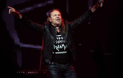 Maná addresses the border, politics during El Paso concert