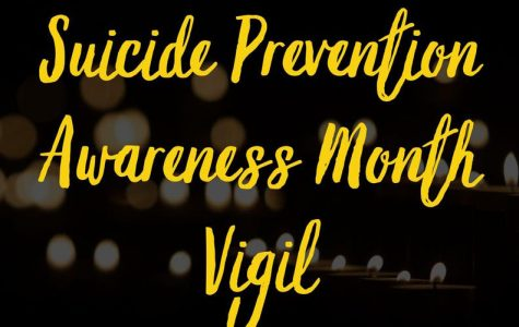 NAMI to host suicide prevention awareness vigil