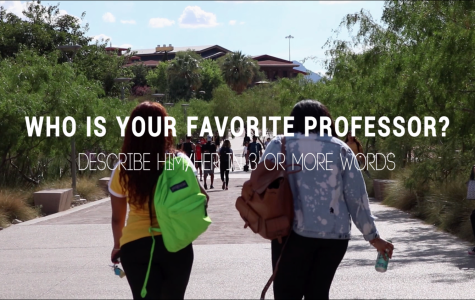 Who is your favorite professor?