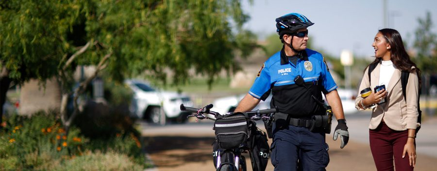 UTEP Police focuses on community safety after Walmart shooting