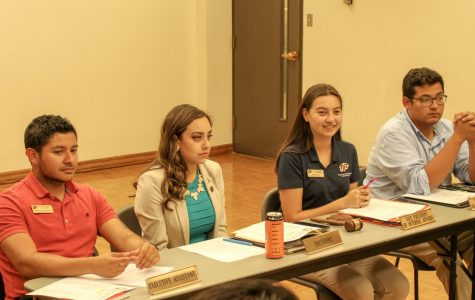 UTEP's student government in brief